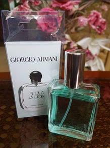 Женский мини парфюм Giorgio Armani Acqua di Gioia (Джорджио Армани Аква Диджиола) 30 ml (реплика)