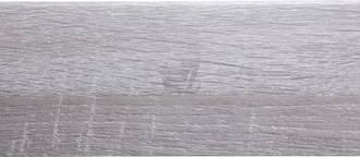 Плинтус МДФ ламинированный дуб серый 21х80х2440 мм