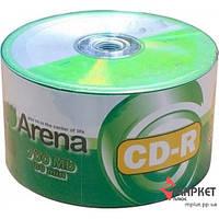 Диск ARENA CD-R 700Mb 52x Bulk 50 pcs