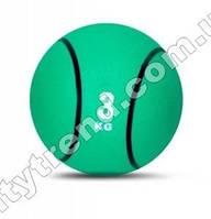 Медбол (мяч медицинский) 3 кг, d-22 см