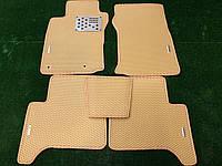 Автомобильные коврики EVA на TOYOTA LAND CRUISER 120 (2002-2009), фото 1