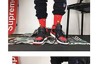 Высокие мужские носки Железный человек, фото 4