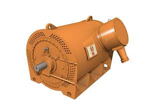 Высоковольтный электродвигатель типа 1ВАО-450SА-2У2,5 (160 кВт / 3000 об/мин 6000 В)