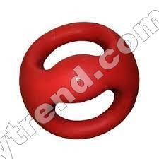 Медбол (мяч медицинский) с рукоятками 4 кг, d-19 см