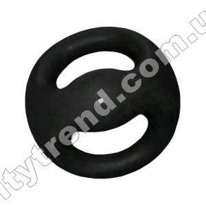 Медбол (мяч медицинский) с рукоятками 8 кг, d-22 см