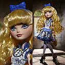 Кукла Ever After High Блонди Локс (Blondie Lockes) Базовая Школа Долго и Счастливо, фото 7