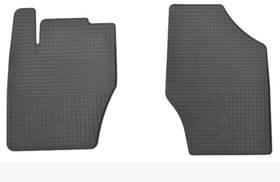 Коврики резиновые в салон Peugeot 208 2012- (2шт) передние Stingray 1016012