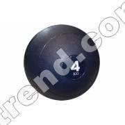 Медбол (мяч медицинский) Slam Ball 4 кг, d-23 см