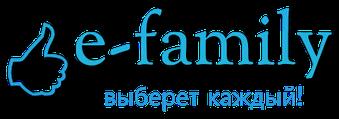 Интернет-магазин e-family