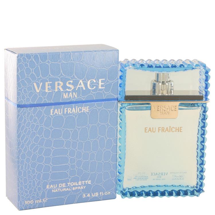 Туалетная вода для мужчин Versace Man от Versace 100мл (Оригинал)