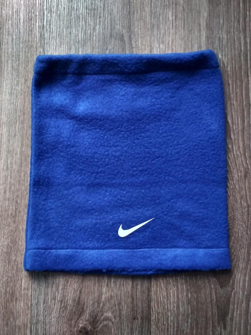Горловик Nike синий replika