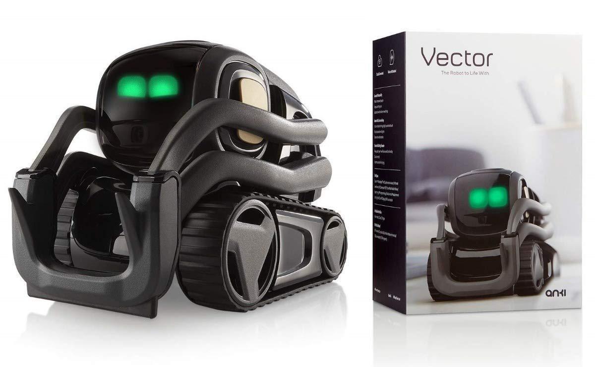 Обучающий Робот Anki Vector для взрослых и детей