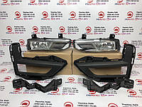 Комплект противотуманных фар (ПТФ) для Nissan Rogue, X-Trail T32 (2017-)
