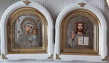 Ікони Вінчальна пара - розмір 26*29см.