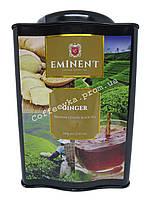 Чай чёрный EMINENT Premium Ceylon Black Tea Ginger 250 гр. ж/б