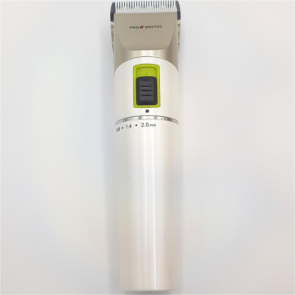Профессиональная аккумуляторная машинка тример для стрижки волос PRO MOTEC PM 351