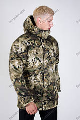 Куртка, Бушлат Камуфляжный Зимний Мандрагора