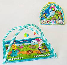 829 Коврик для младенца сумке