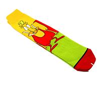 Мультяшные высокие мужские носки Хеффер Вулф, фото 2