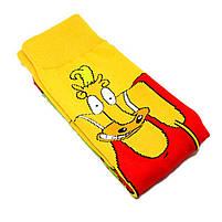 Мультяшные высокие мужские носки Хеффер Вулф, фото 4
