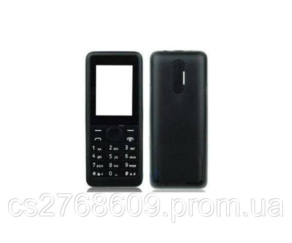 "Корпус ""High Copy"" Nokia 107 (black)"