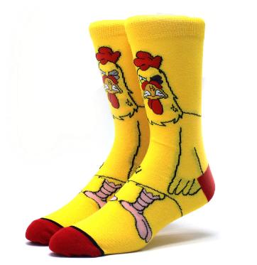 Мультяшні високі чоловічі шкарпетки Гріффіни