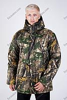 Куртка, Бушлат Камуфляжный Зимний Светлый Клен, фото 1