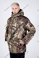 Куртка, Бушлат Камуфляжный Зимний Осенний Клен, фото 1