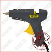 Клейовий пістолет з вимикачем Sigma 60w (2721081), клей-пістолет під силіконовий стрижень 11мм.