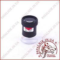 Линза глазная MG 13099 Глазок (6X)