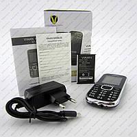 Мобільний телефон Viaan 2 sim-карти, камера, ліхтарик