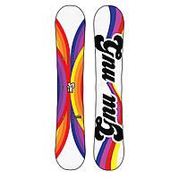 Сноуборд GNU Asym B-Nice BTX LightI 2020