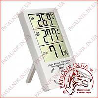 Термометр-гігрометр з вимірюванням вологості TA298 цифровий (c виносним датчиком)