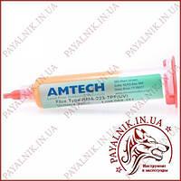 Флюс-гель RMA-223-TPF(UV) Amtech, среднеактивный, для пайки материнских плат (оригинал)