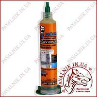 Флюс-гель RMA-UV11 MECHANIC [10мл] для пайки микросхем
