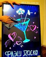 Led Board флеш доска светодиодная 50х70 см, фото 1