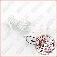 Зарядное устройство ASPOR A802 (1USB 1A) + кабель Lightining 1.2 метра