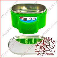 Ультразвуковая ванна AIDA 9050 30-50W 0.7л с металлической крышкой