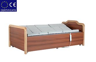 Медицинская функциональная электро кровать с туалетом  H101. Регулируемая высота ложа. Для инвалидов., фото 2