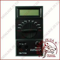 Вимірювач ємності конденсаторів Digital DT-7115