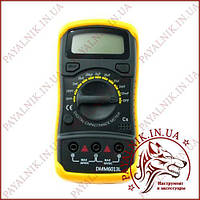 Вимірювач ємності конденсаторів Digital DMM 6013L