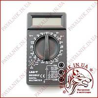 Мультиметр универсальный UNI-T UT-M830BUZ (made in EC) (MIE0003) оригинал