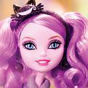 Кукла Ever After High Китти Чешир (Kitty Cheshire) Базовая ПЕРЕВЫПУСК Эвер Афтер Хай, фото 4