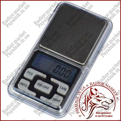 Весы ювелирные MH-500 0.1g/500g