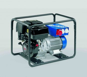 ⚡Geko 4400 ED-A HEBA (4,1 кВт)