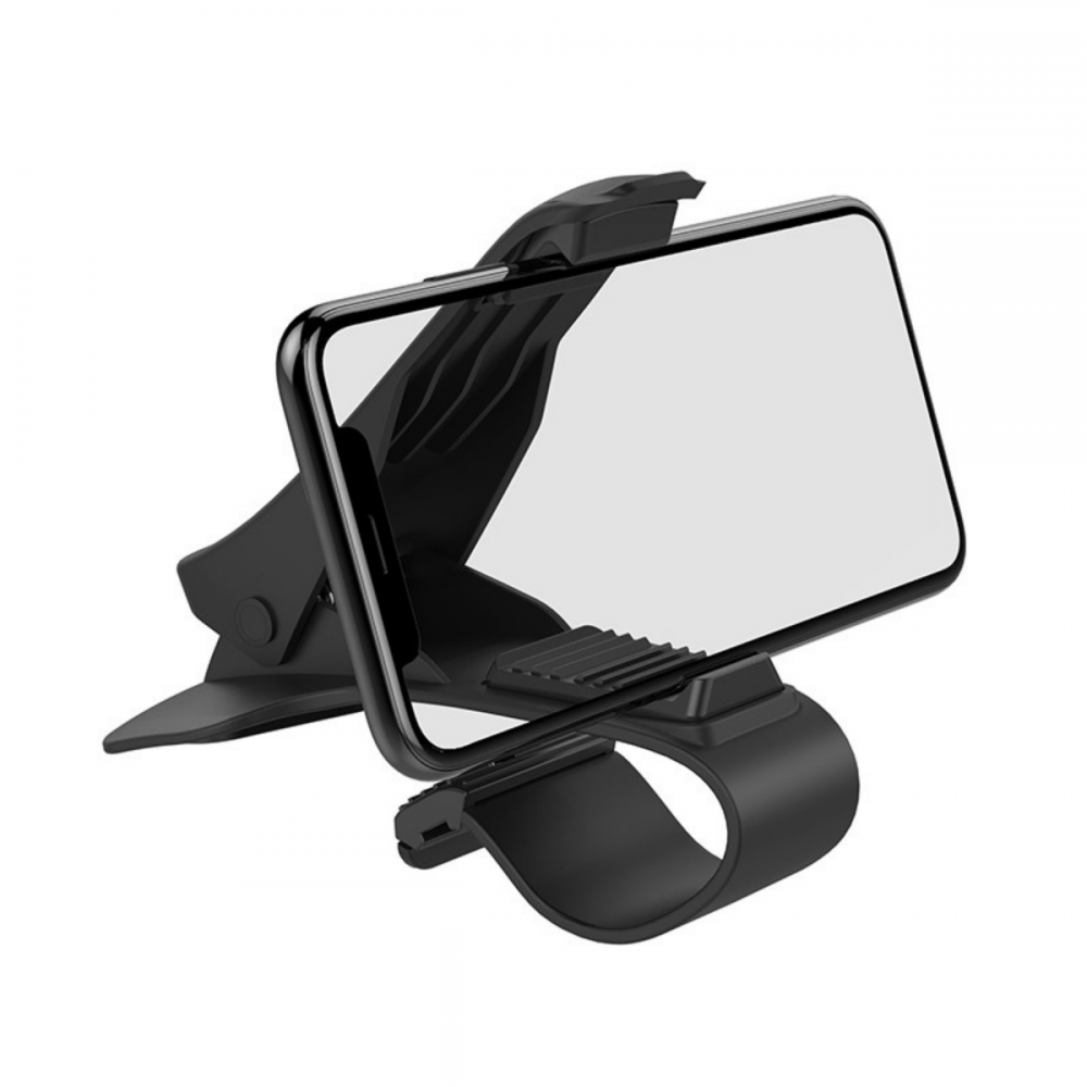 Холдер Hoco CA50 In-car dashboard phone holder Black