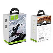Холдер Hoco CA50 In-car dashboard phone holder Black, фото 3
