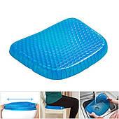 Ортопедическая подушка гелевая для разгрузки позвоночника на работе в машине дома Egg Sitter