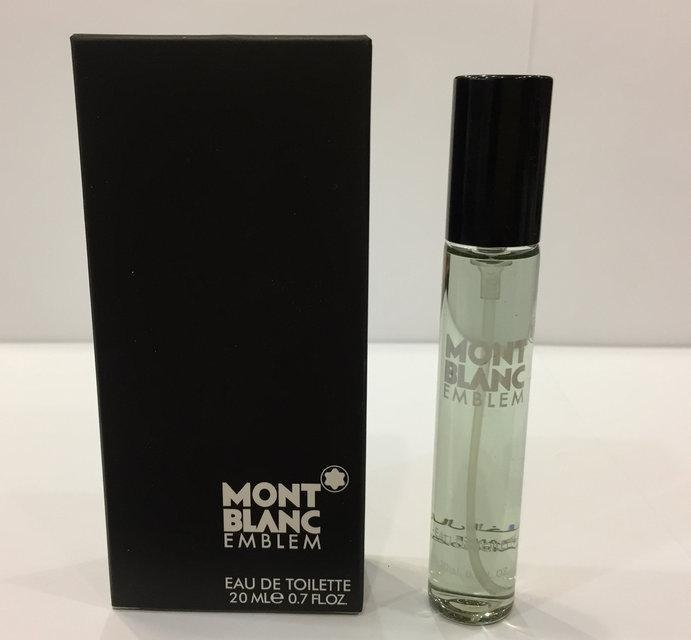 Минипарфюм 20 ml Mont Blanc Legend Emblem (реплика)