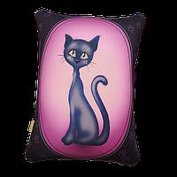 Мягкая антистрессовая подушка Цацки-Пецки Кошка 180142-1, КОД: 1204009